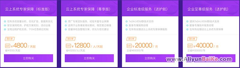 阿里云2018年春节保障运维产品折扣优惠-阿里云惠网